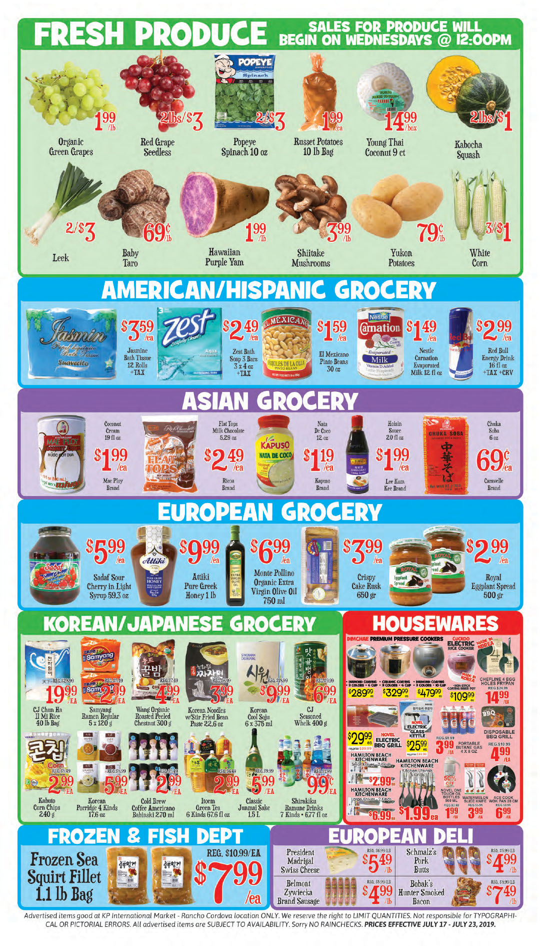 Weekly Ad 2019 July 17 Page 2